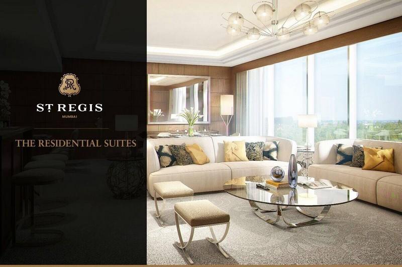 St Regis Mumbai hotel opening - the residential suites