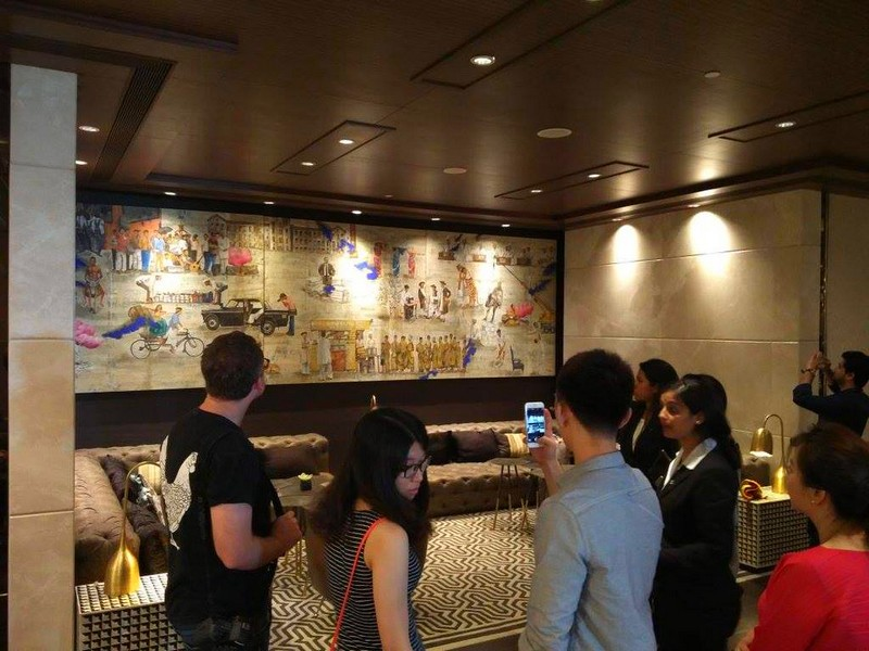 St Regis Mumbai hotel opening tour