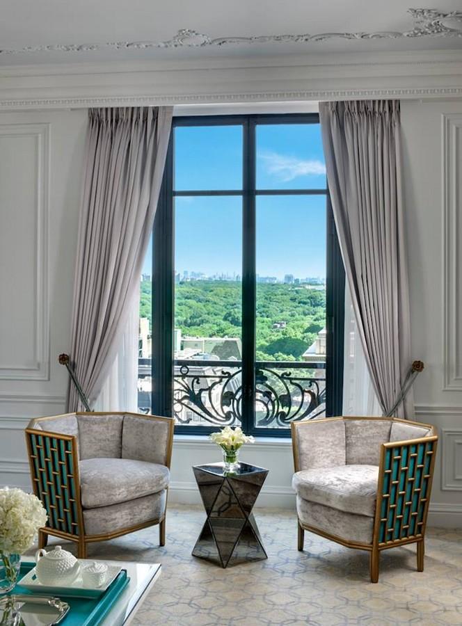 St Regis New York -Tiffany Suite 2015