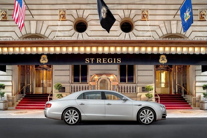 St Regis New York