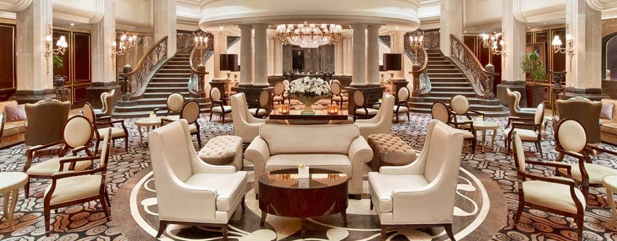 St. Regis announced Moscow Nikolskaya, its first hotel in Russia