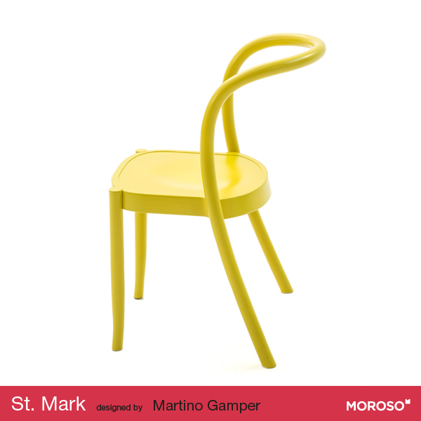 St.Mark - designed by Martino Gamper — at Moroso.