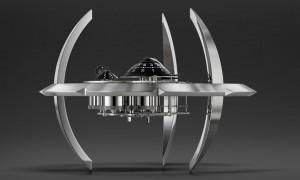 Starfleet Machine – L'EPEE 1839 by MB&F--