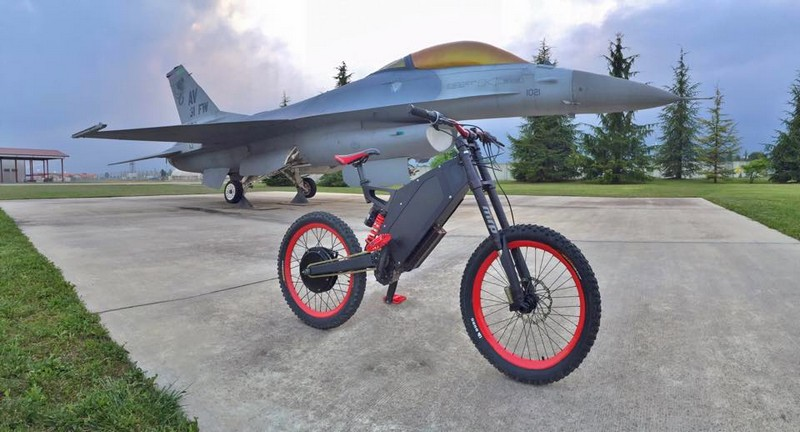 Stealth Electric Bikes-