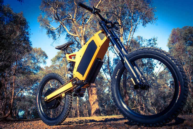 Stealth Electric Bikes--
