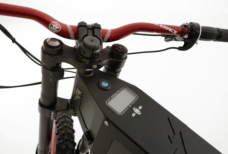 Stealth Electric Bikes B-52 Bomber