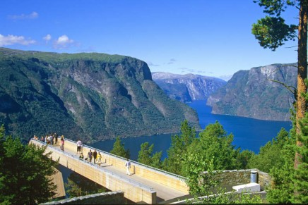 Driven to distraction: the Norway road trip where cool design meets dramatic scenery