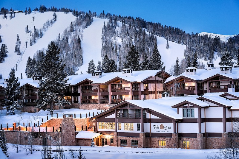 Stein Eriksen Lodge Deer Valley- ext