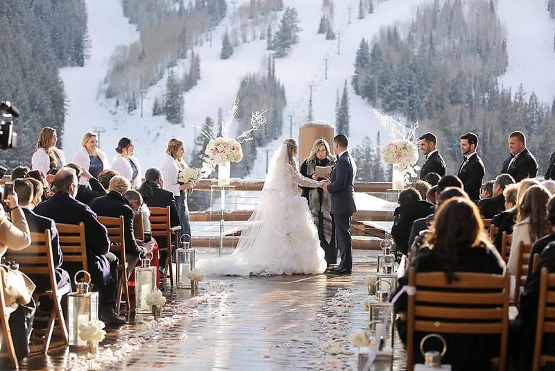 Stein Eriksen Lodge Deer Valley-weddings