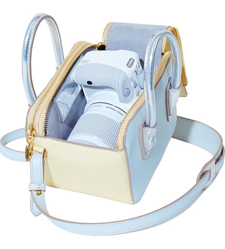 Stella McCartney x Canon Linda Bag and eos camera-limited edition 2015