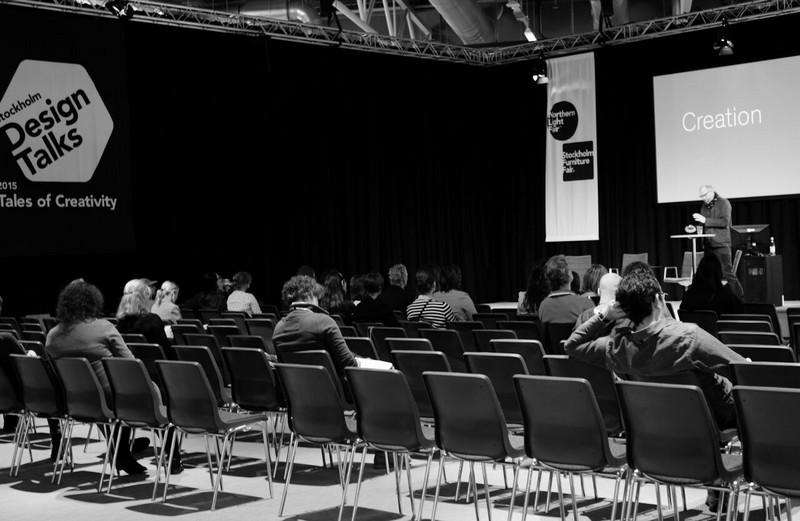 Stockholm furniture and light fair - design talks-