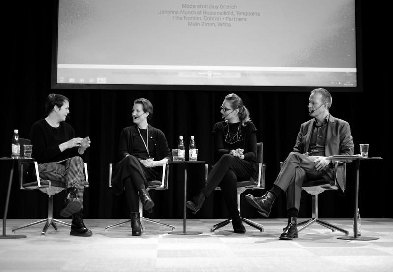 Stockholm furniture and light fair - design talks