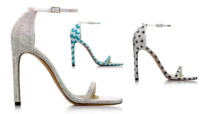 Stuart Weitzman SWxYOU Set in Stones Shoes