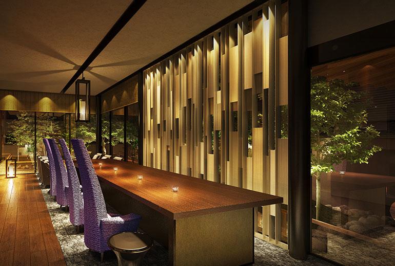 Suiran Luxury Hotel Kyoto-Reception