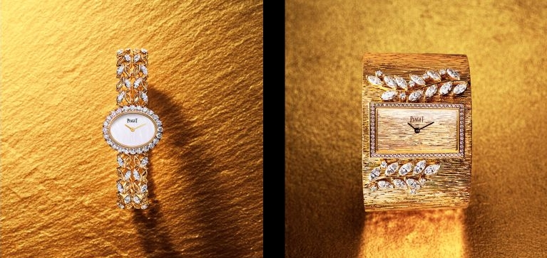 Sunny Side Of Life - a Piaget High Jewellery and Fine Watchmaking Collection 2016 - gold radiance - 2luxury2 com-