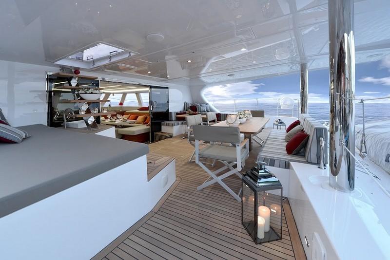 Sunreef Yachts Dragon Fly - -