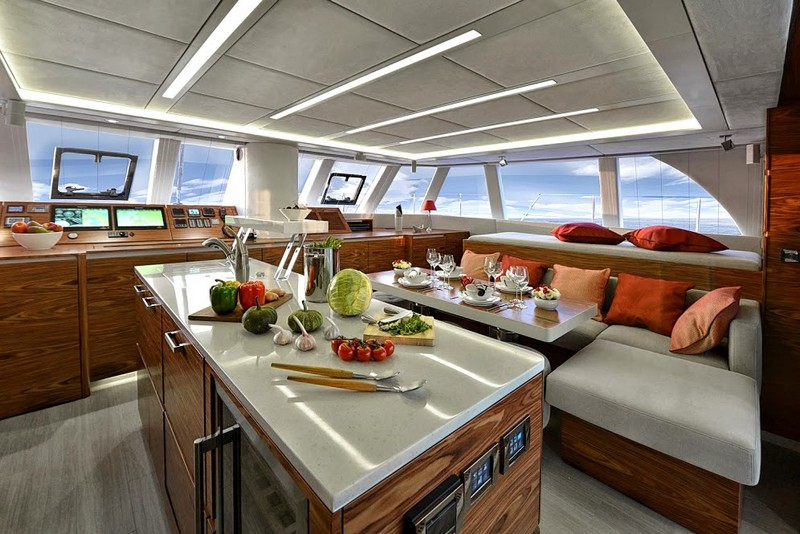 Sunreef Yachts Dragon Fly - 000