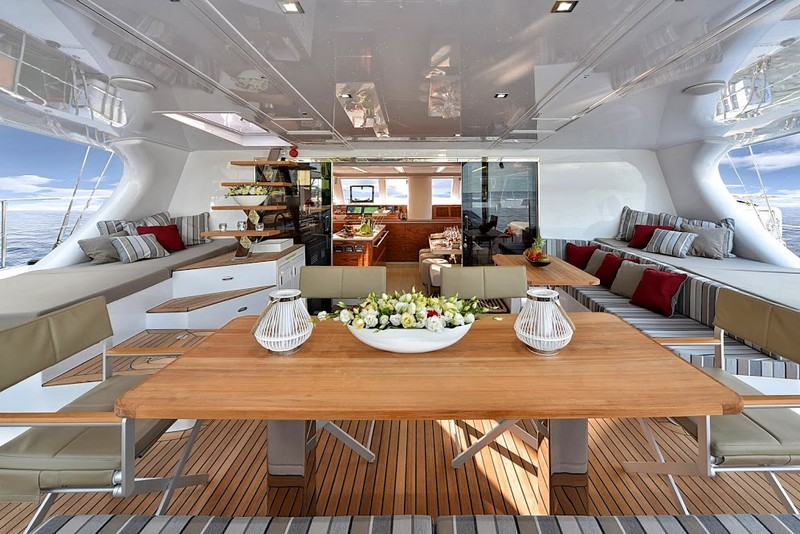 Sunreef Yachts Launches Dragon Fly