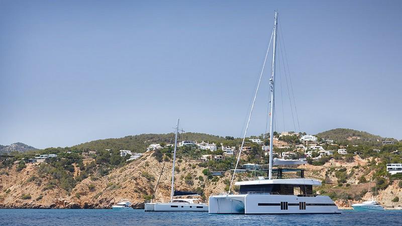 Sunreef yachts Midori