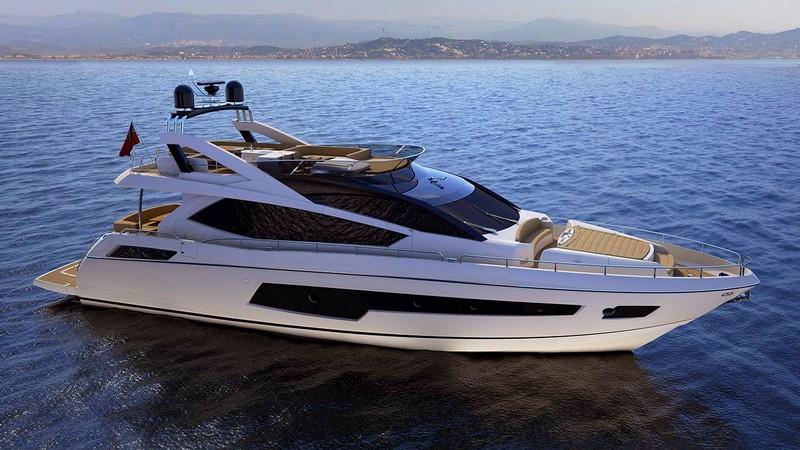 Sunseeker 75 Yacht -  exterior