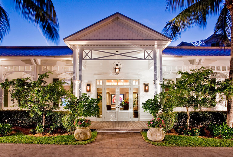Sunset Key Cottages, a Luxury Collection Resort, Key West-hotel lobby