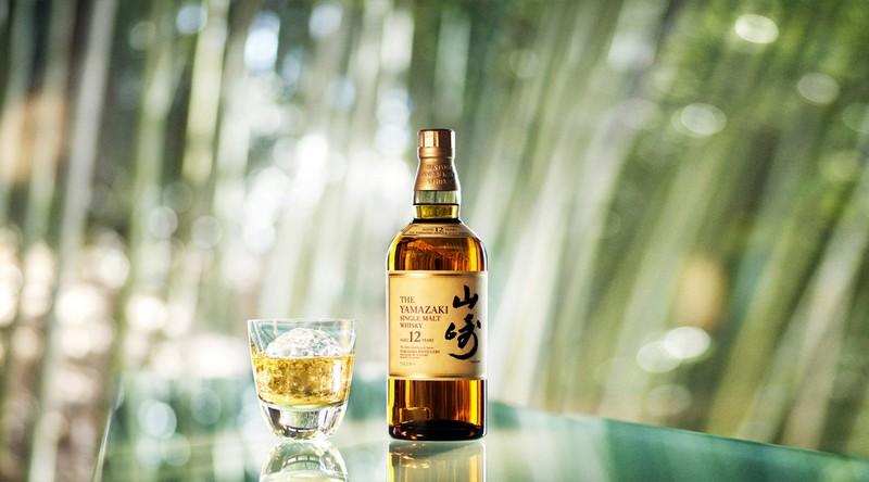 Suntory Yamazaki Japanese Whisky