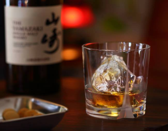 SuntoryYamazaki -malt and spring water