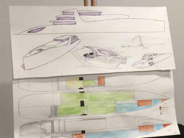 Superyacht UK Young Designer Competition 2017 The winners announced at London Boat Show-1