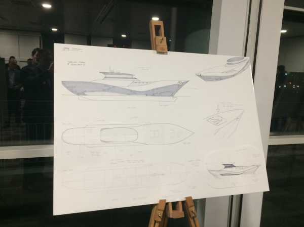 Superyacht UK Young Designer Competition 2017. The winners announced at London Boat Show-4