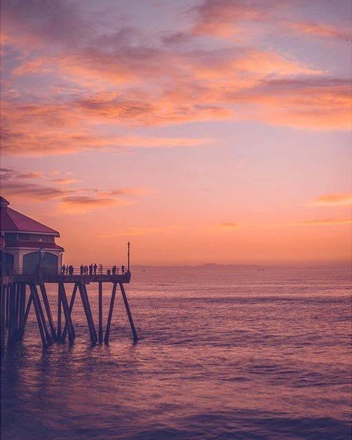 Surf City Sunset