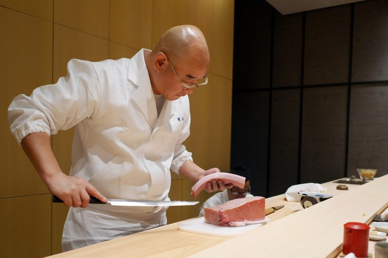 Sushi Araki -The Araki Sushi Restaurant Tokyo and London