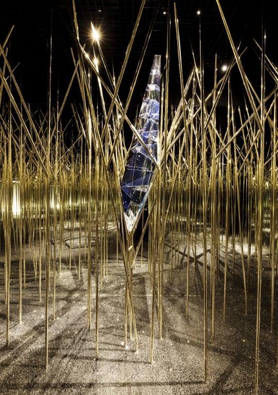 Swarovski Kristallwelten 2015-Eden