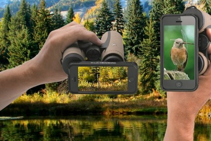 Swarovski Optik's Digiscoping Adapter for the iPhone 6