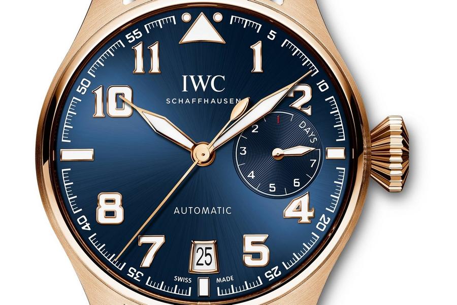 Swiss luxury watch IWC Schaffhausen
