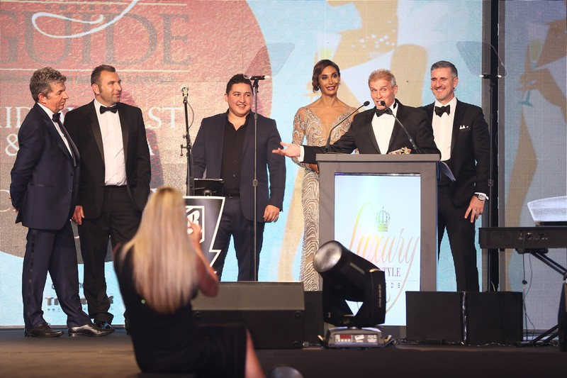 Sylka Carpets - 2luxury2-Interview with Steve Farrel, Managing Director Sylka Carpets - National Brand of UAE  at Luxury Lifestyle Awards MAE 2016-