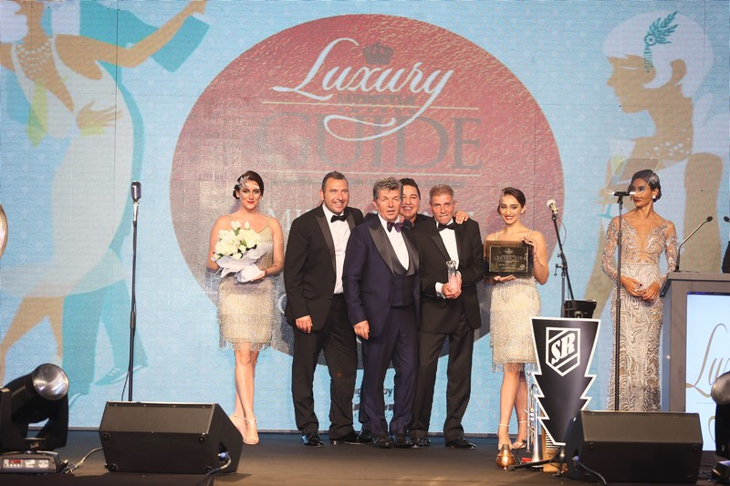 Sylka Carpets - 2luxury2-Interview with Steve Farrel, Managing Director Sylka Carpets - National Brand of UAE  at Luxury Lifestyle Awards MAE 2016--