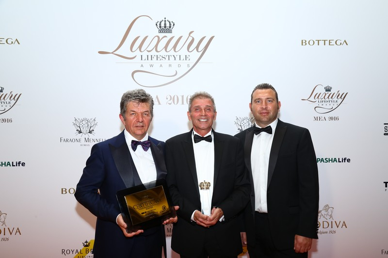 Sylka Carpets - 2luxury2-Interview with Steve Farrel, Managing Director Sylka Carpets - National Brand of UAE  at Luxury Lifestyle Awards MAE 2016---