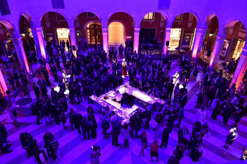 t-fondaco-dei-tedeschi-in-venice-dfs-group-opened-first-european-store-the-opening-ceremony
