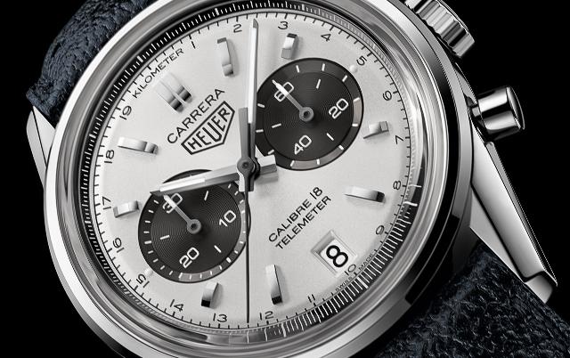 TAG Heuer Carrera Calibre 18 Chronograph watch