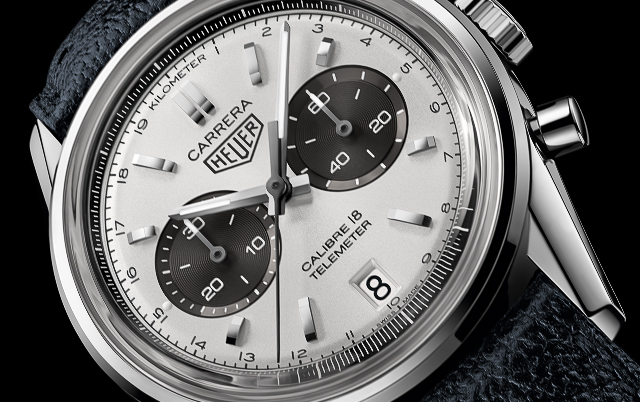 TAG Heuer Carrera Calibre 18 Chronograph watch