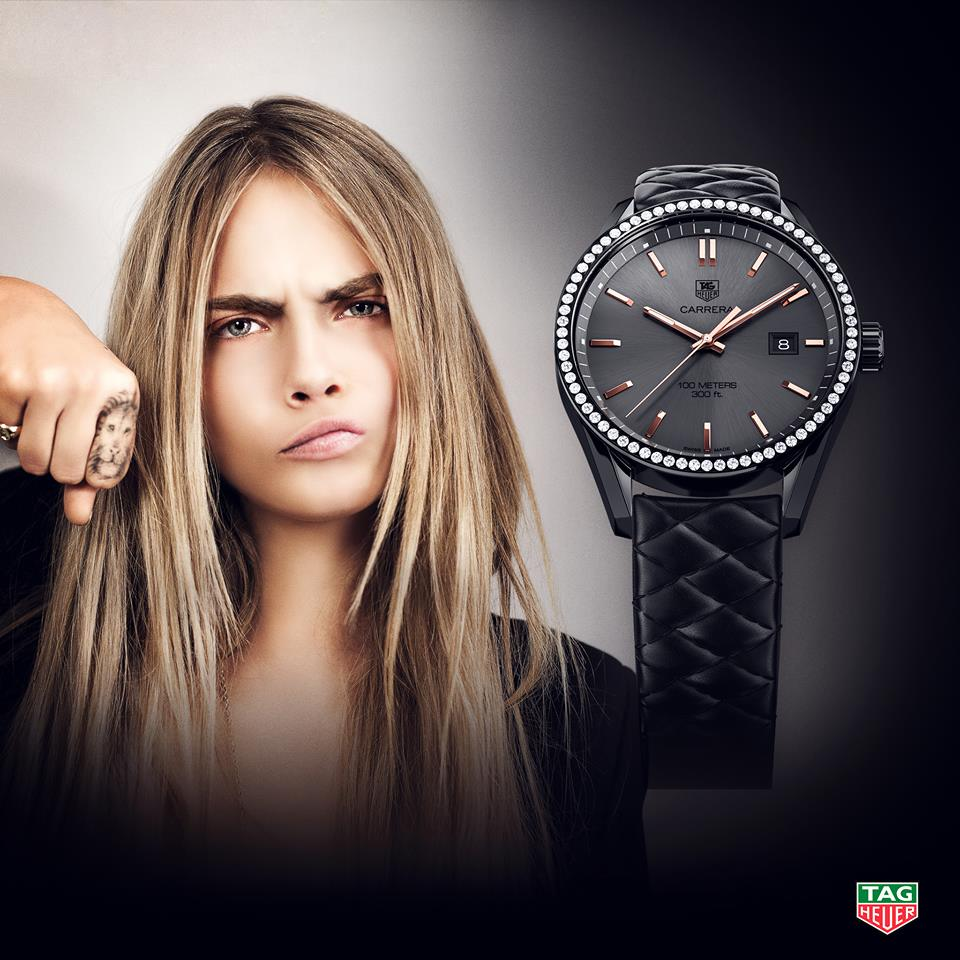 TAG Heuer Carrera Cara Special Edition for Baselworld 2015