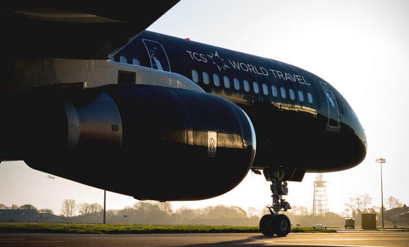 TCS world travel