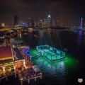 Tag Heuer - Singapore's first floating tennis platform 2015-002