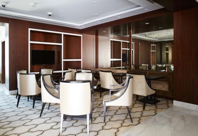 Taj Dubai 2015-The Taj Club Floor
