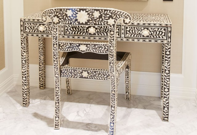 Taj Dubai 2015-furniture