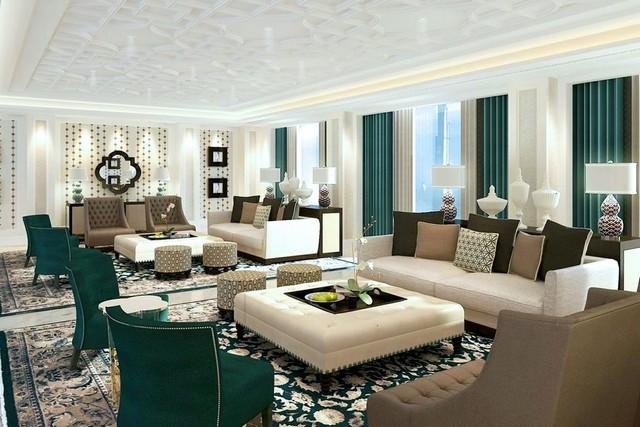 Taj Dubai 2015-opening