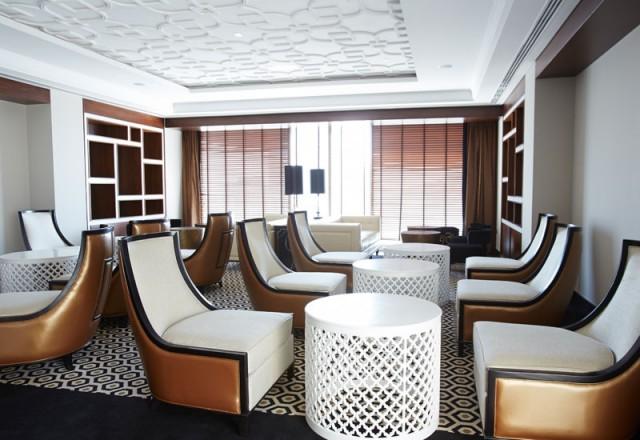 Taj Dubai hotel -The Taj Club Floor