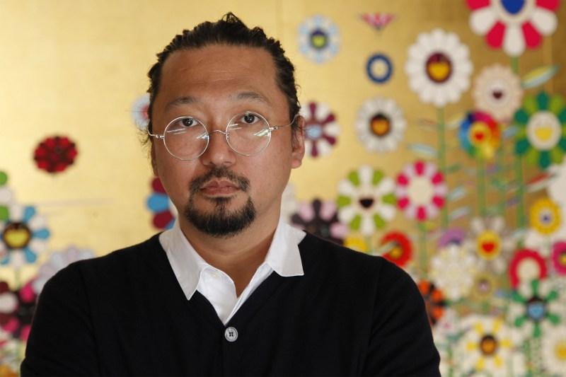 Takashi Murakami × NEXT5  sake bottles 2016 - Takashi Murakami  photo