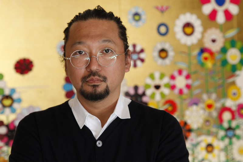 Takashi Murakami × NEXT5  sake bottles 2016 - Takashi Murakami  photo
