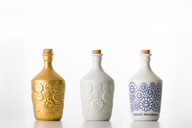 Takashi Murakami × NEXT5  sake bottles 2016